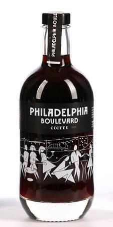Likier kawowy - Philadelphia Boulevard Coffee - 500ml alk.32% (252)