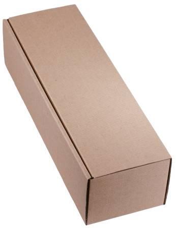Pudełko na wino EKO Kraft 9x36x9cm - 10 szt.