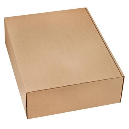 Pudełko prezentowe EKO Kraft 28x37,5x10cm (3x 0,75l) - 10 szt.