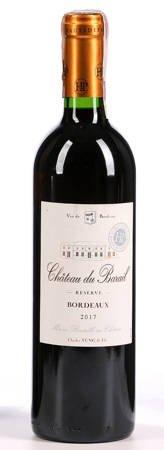 Wino Chateau du Barail - Bordeaux - 0,75l - czerwone - Francja (224)