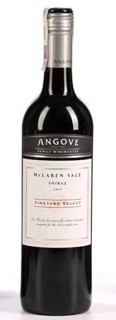 Wino McLaren Vale Shihraz - Vineyard Select - 0,75l -  czerwone wytrawne- Australia (286)