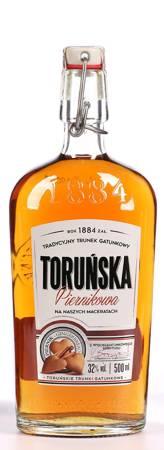 Wódka Gatunkowa - Toruńska Piernikowa 500ml akl. 32% (257)