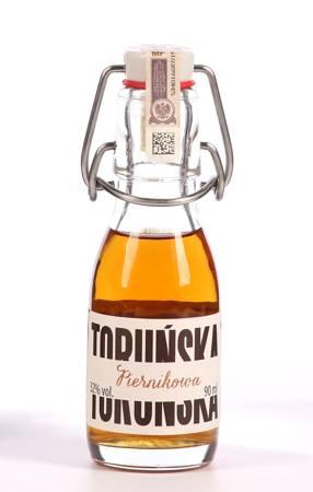 Wódka Gatunkowa - Toruńska Piernikowa 90ml akl. 32% (260)